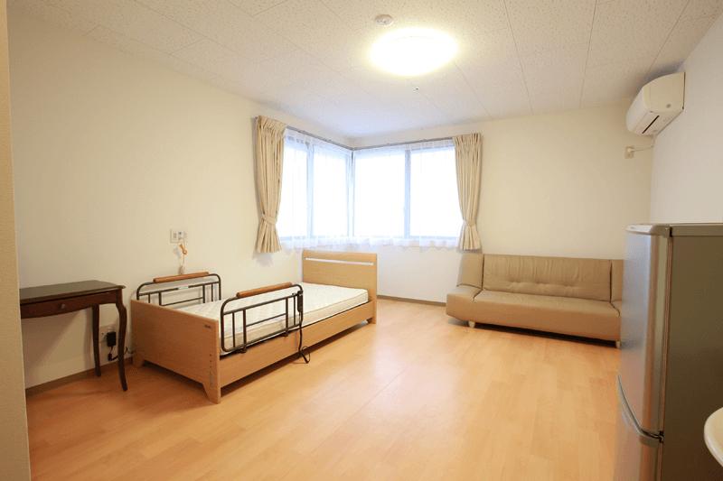 居室例2(リビング側)