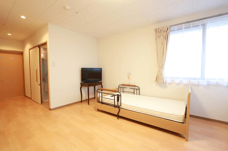 居室例2(入口側)