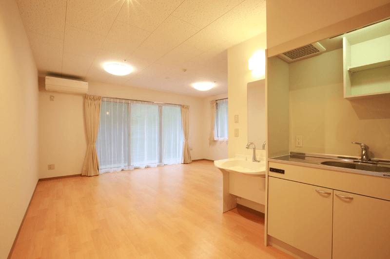 居室例2(洗面側)